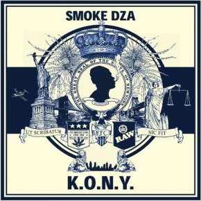 2012 Best Mixtapes: #9  Smoke DZA – K.O.N.Y.