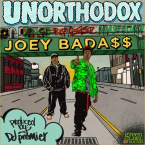Joey Bada$$ – Unorthodox (Prod. by Dj Premier) [BTS Video]