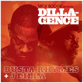 Throwback: Busta Rhymes + J Dilla – Dillagence (Mixtape)