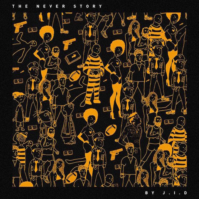 dreamville-j-i-d-the-never-story-album-cover-art